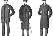 1880年代ヴィクトリア朝メンズ6