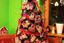 Christmas tree / Piernikowa Choinka