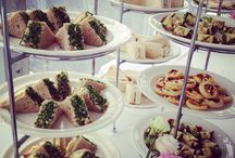 High Tea / Weddings, parties and corporate parties ... High Tea is sure to impress!