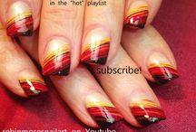 Nails / by Leila Khemici Vinson