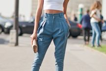 ***Clothing Inspiration*** / #Fashion #Oldtrends #Newtrends #Vintage #Modern