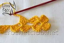 pontos crochet