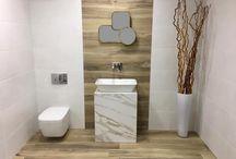 Evolv / Custom made furniture using ceramic surfaces