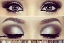 Augen Make-up 1