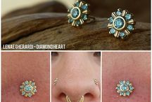 Piercings and Ink / Body jewelry and tattoo inspirations.  / by Kat Levasseur