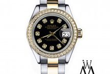 Bezel Watches    Diamonds