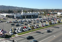 A Dealership's Look into its Past / As you may know, Puente Hills Toyota is currently being renovated right now. This is what the dealership looked like before (taken back in 2009)