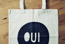 Make Your Own Totebags / Learn fun and easy ways to make your own totebags at home with #Setacolor by #Pébéo!