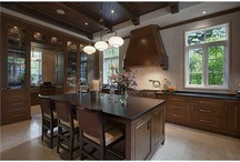 Dream Kitchens / by Amy Town