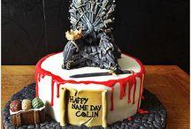 Game of Thrones cake ideas