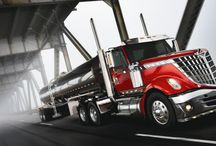 International LoneStar / All Things Being Equal, It Has No Equal Sometimes operating at your best means standing out from the crowd. The LoneStar® has classic good looks inspired by International® trucks of days gone by.