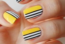 Geometric nails / #geometry #nails