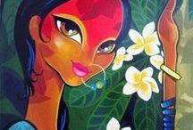 pintura cubista