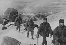 Gebirgsjager Mountain troops