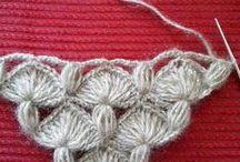 crochet stitches and patterns