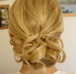 Wedding hair  / by Kristen Sutherin