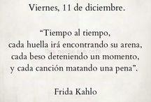 Frida Kahlo♡