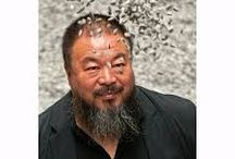 "Ai Weiwei / Cool enough to have only one line of biography on his website, ""Ai Weiwei is an artist. Born in 1957, he currently resides and works in Beijing."" and to leave the rest to wikipedia:  ""For more information, please visit: http://en.wikipedia.org/wiki/Ai_Weiwei """