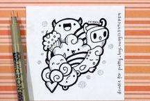 Doodle & Kawaii