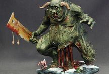 Daemonic Nurgle - Conversion, version, etc.