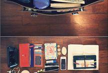 Inside a Bag