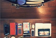 College/Researcher bag