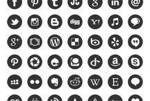 icon hitam