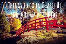 Durham, NC! / Durham, North Carolina is funky, vibrant and diverse -- we love living here! If you're thinking of moving to Durham, give me a call and I'd love to help you find your new home: 919-450-5999 or matt.minor@hunterrowe.com