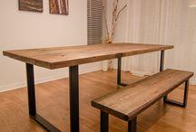 Lage kjøkkenbord