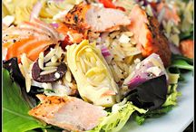 Ensaladas / Can't get enough...a meal or a starter! It's all good.