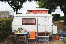 piccole, incantevoli caravan