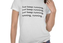 Running Shirts / by Kelsey Duke