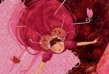 Illustrations ~ Cathy Delanssay ⋇⋇