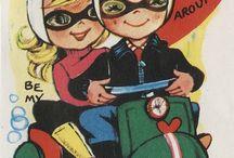 My Funny Valentine / Vintage Valentines
