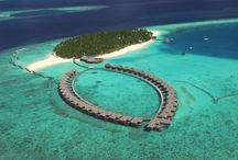 Magical Maldives / Luxury travel. Places to visit, see and stay in the Maldives.