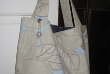 Bags / A selection of my handmade bags available on Folksy and Etsy.