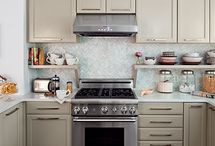 Kitchen Ideas / by Patti Fitzsimmons