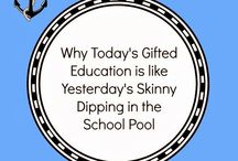 Gifted Education and Resources / All about gifted education and ideas to help nurture this unique bunch of kiddos.