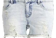 Pantalones / Pants and shorts