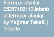 fermuar alanlar 05357186113,fermuar alınır satılır
