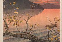 Japanese art / Raccolta di opere d'arte del Giappone