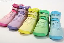Reebok Freestyle shoes