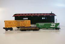 trains ho scale