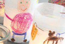 Crafts & Ideas / by Ariela Calvo Mendez