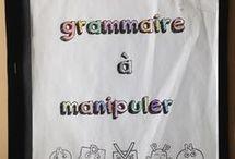 CE1 grammaire