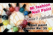 Nail paints to wear