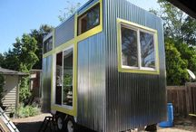 tiny house / by Katie Lime