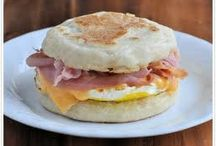 Breakfast receipes / by Sherry Cole-Sterling