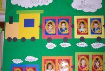 MŠ tabla,předškoláci,pravidla