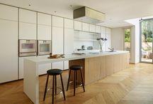 Moderna kök